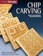CHIP CARVING BOOKS