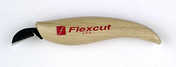 95-1015  Flexcut Chip Carving Knife,  Large