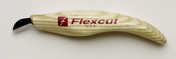 95-1257:  Flexcut  MINI Chip Carving Knife,  for small hands
