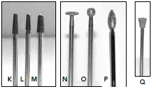 HIGH QUALITY DIAMOND Carving Bits